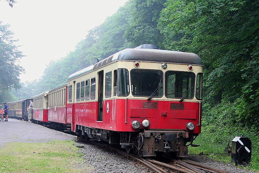 Brohltalbahn - Vulkan-Express - Triebwagen VT 53