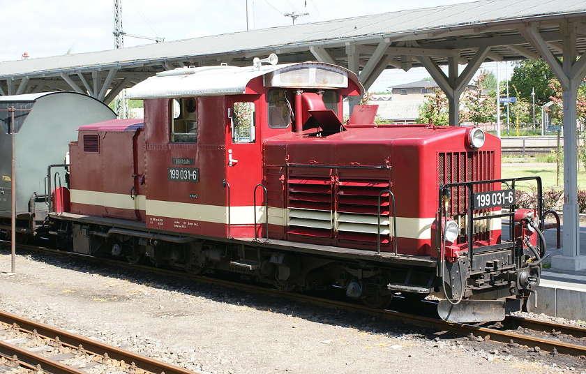 Döllnitzbahn - Wilder Robert - Diesellok