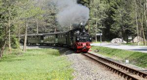 Preßnitztalbahn im Erzgebirge