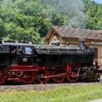Sauschwänzlebahn - Henschel 25 263 in Lausheim-Blumegg