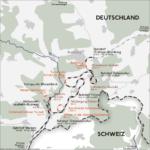 Sauschwänzlebahn - Streckenverlauf