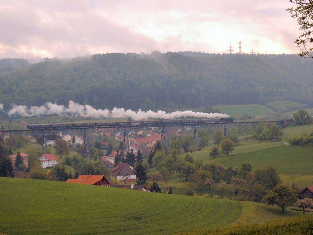 Sauschwänzlebahn - Talbrücke Epfenhofen