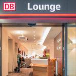 DB Lounge - Ausstattung, Bahnhöfe, Zugang - DB Lounge Nürnberg von außen