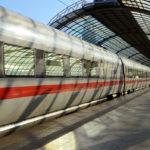 Deutsche Bahn - ICE in Berlin-Spandau
