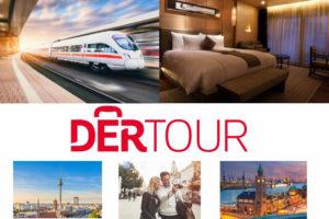 Dertour Bahn und Hotel Städtereisen
