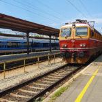 Interrail - Kroatien - Bahnhof Zagreb