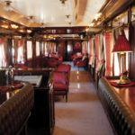 Al Andalus - Luxuszug Spanien - Bar-Wagen