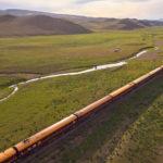 Transsibirische Eisenbahn - Zarengold-Sonderzug - Mongolei