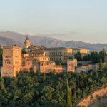 Zugreise Spanien - Alhambra