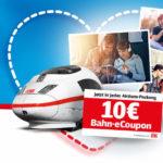 Ferrero Reisefieber Bahn-Gutschein