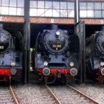 Dresdner Dampfloktreffen - Eisenbahnmuseum Bahnbetriebswerk Dresden-Altstadt