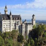 Ällgau per Bahn - Schloss Neuschwanstein im Allgäu