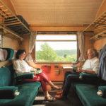 Urlaubs-Express - Abteilwagen 1. Klasse