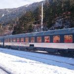 Urlaubs-Express Nachtzug Autozug