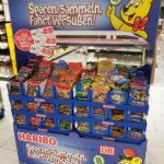 Haribo Bahn-Gutschein - Aktionspackungen im Supermarkt 1