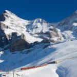 Jungfraubahn - Kleine Scheidegg - Eigergletscher