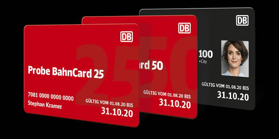 BahnCard Angebot Aktion