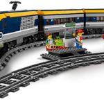 Lego City Eisenbahn 60197 - Personenzug