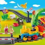 Playmobil Spielzeug-Eisenbahn 70179