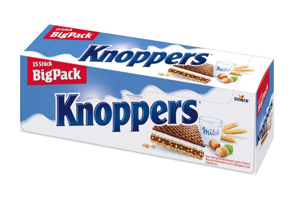 Knoppers Bahn Gutschein