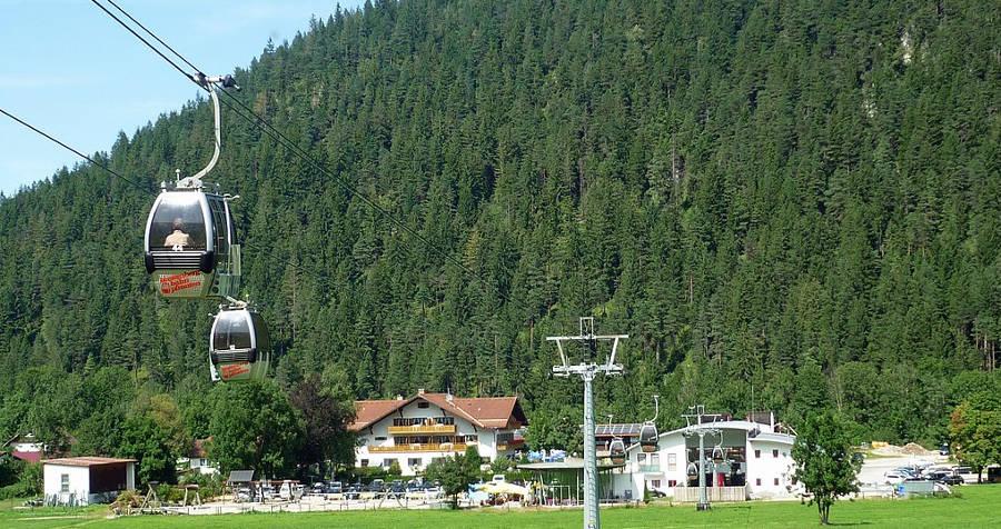 Breitenbergbahn - Gondeln