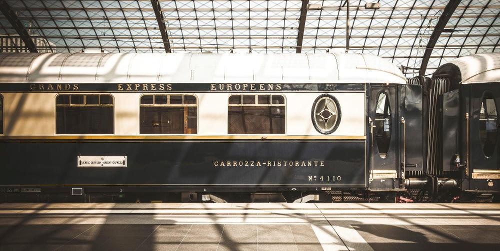 Venice Simplon-Orient Express Waggon